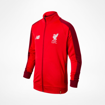 Presentation Jacket Junior 18/19 - Red