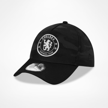 Cap 9FORTY Camo Black