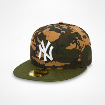 59FIFTY Camo Fitted