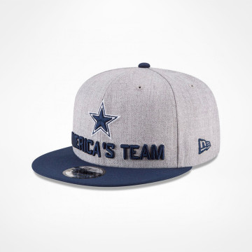 New Era 9Fifty NFL-18 Draft Snapback