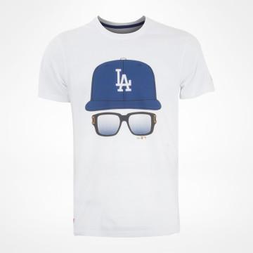 T-shirt MLB Cap and Glasses