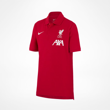 Club Polo Red - Junior