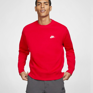 Club Sweatshirt - Red