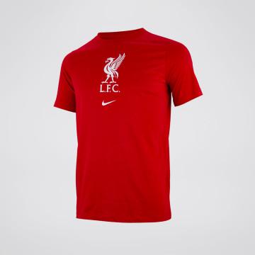 T-shirt Evergreen Crest Gym Red - Junior