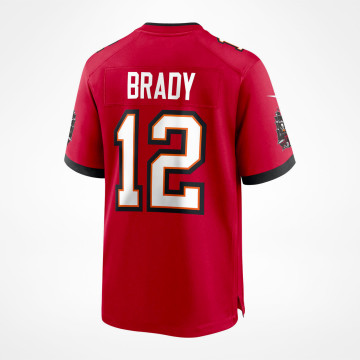Game Team Jersey - Tom Brady