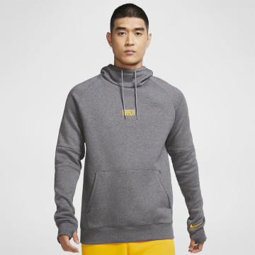 Hoodie Pullover - Grey