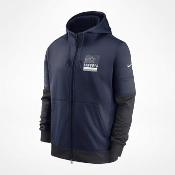 Hoodie Lockup Therma Full Zip