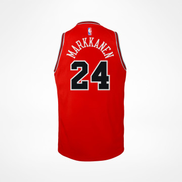 Markkanen 24 Jersey Junior