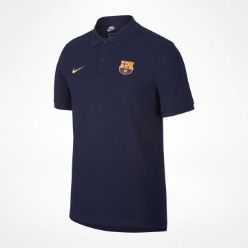 Polo Shirt Crest - Navy