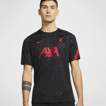 Pre Match Top - Black