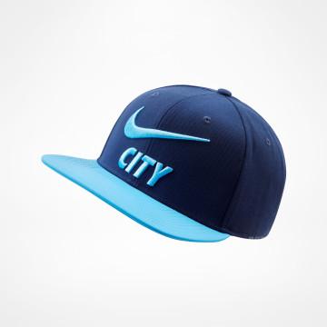 Manchester City Pro Cap 18 19 - Black - SupportersPlace 32de249362e0