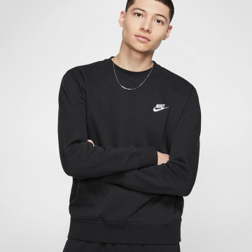 Club Sweatshirt - Black