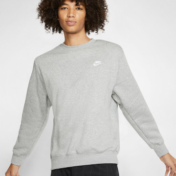 Club Sweatshirt - Grey Melange