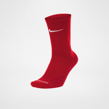 Squad Crew Socks - Red