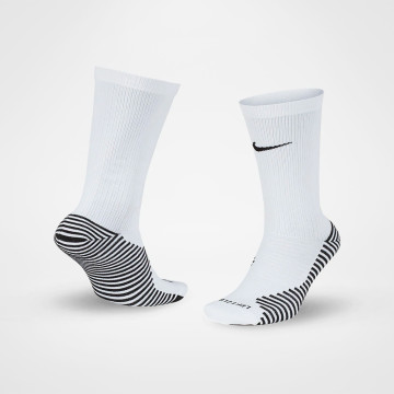 Squad Crew Socks - White
