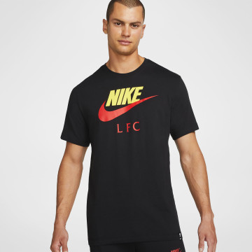 T-shirt Futura Club - Svart