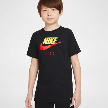 T-shirt Futura Club Svart - Junior