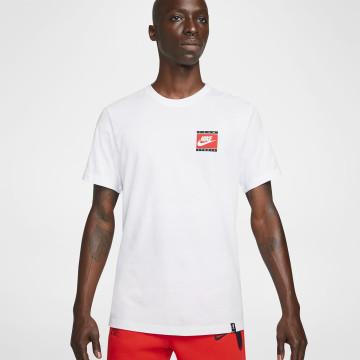 T-shirt Futura Ignite - Vit