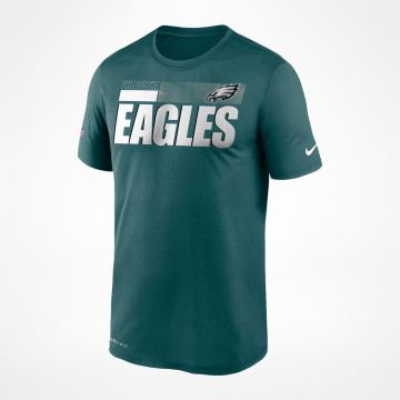 T-shirt Sideline Legend - Green
