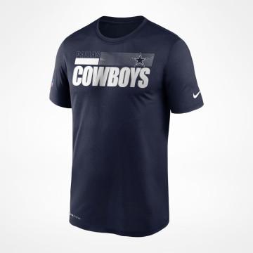 T-shirt Sideline Legend - Navy