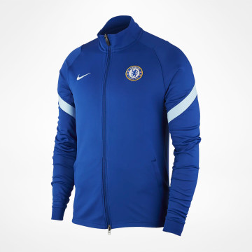 Track Jacket Dry Strike - Blue