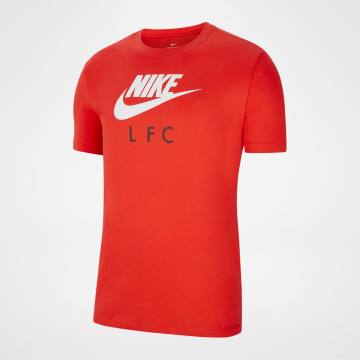 Training Ground Tee - Crimson