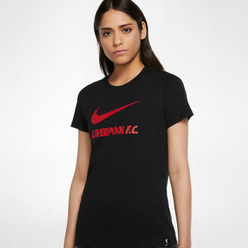 Womens Training Ground Tee - Black