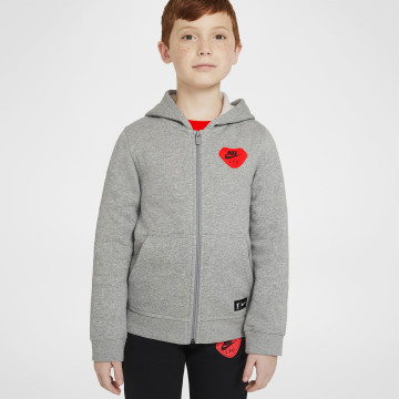 Zip Hood FZ - Junior