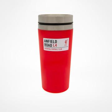 Anfield Road Travel Mug