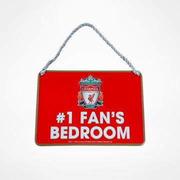 Bedroom Sign No1 Fan