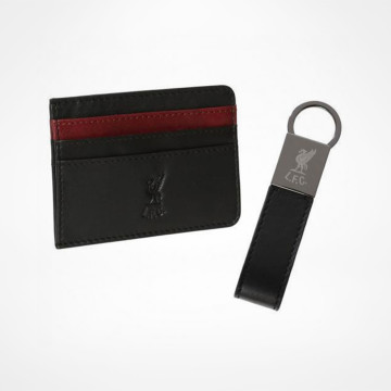 Card Holder & Keyring Set