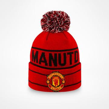 Knit Hat Wordmark - Junior