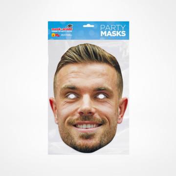 Mask Jordan Henderson