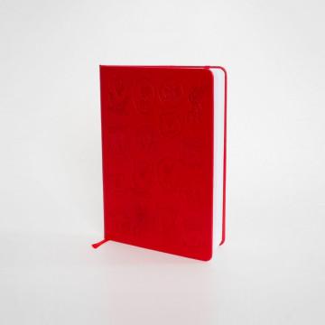 Notebook A5 Crest