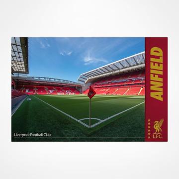 Affisch nr 33 - Anfield