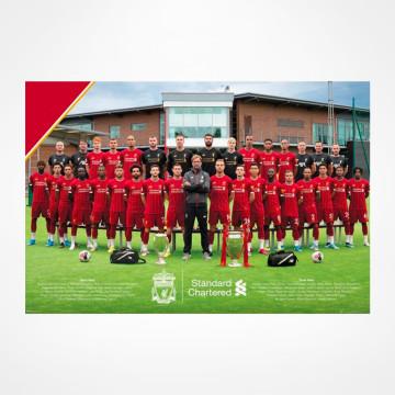Poster No 37 - Squad