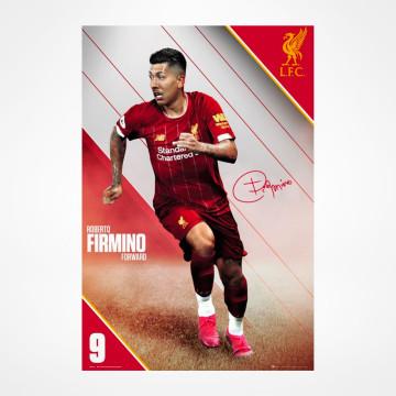 Affisch nr 7 - Roberto Firmino