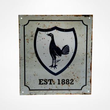 Retro Logo Sign