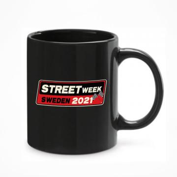 Street Week Logo Mugg