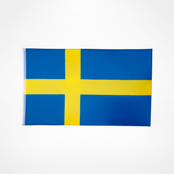 Sverigeflagga 90x60