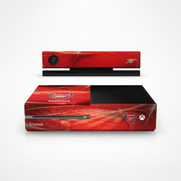Xbox One Pelikonsolin Suojatarrat