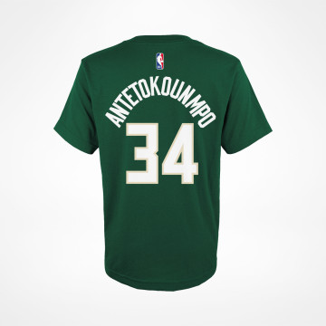 T-shirt Antetokounmpo 34 - Junior