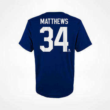 T-paita Matthews 34 - Juniori