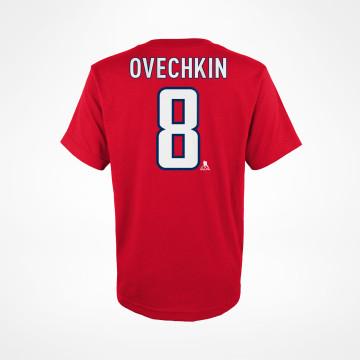 T-shirt Ovechkin 8 - Junior