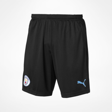 MCFC Training Shorts - Black