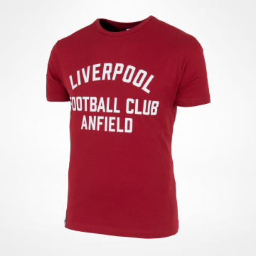 Anfield Tee - Red