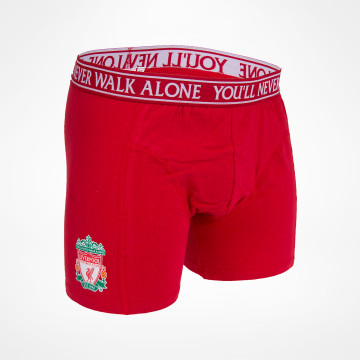 Crest Boxer - Red