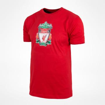LFC Crest Tee - Red