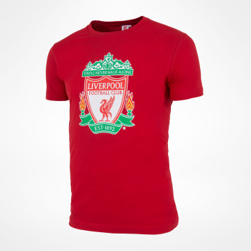 T-shirt LFC Crest Red