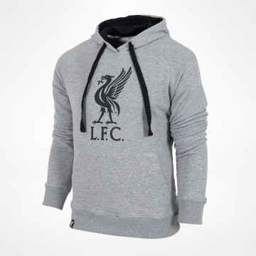 Liverbird Grey Hood